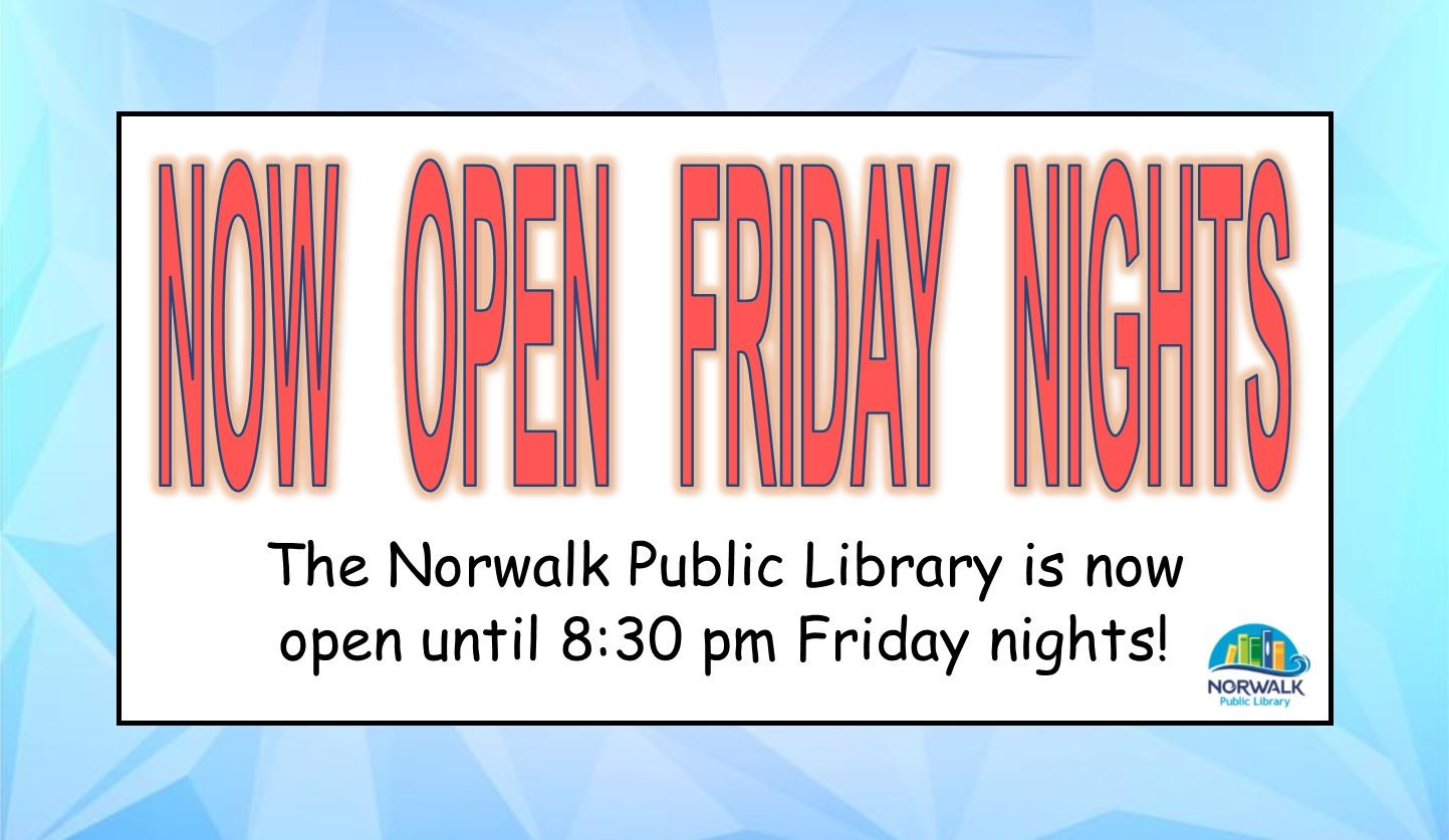 Open Friday Nights Website