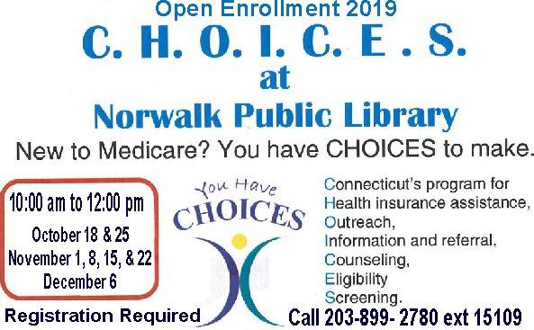 Choices - medicare help by appointment 202-899-2780 ext. 15109